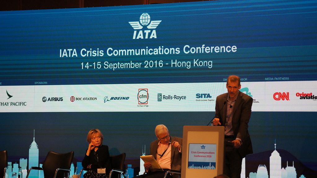 IATA Crisis Communications Conference 2016 | SONY DSC | IATA