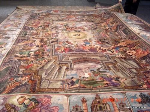 mundo alfombra flickr