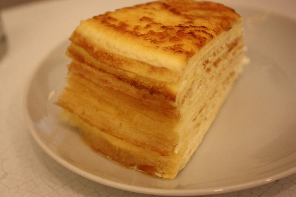 Lady M Crepe Cake Recipe