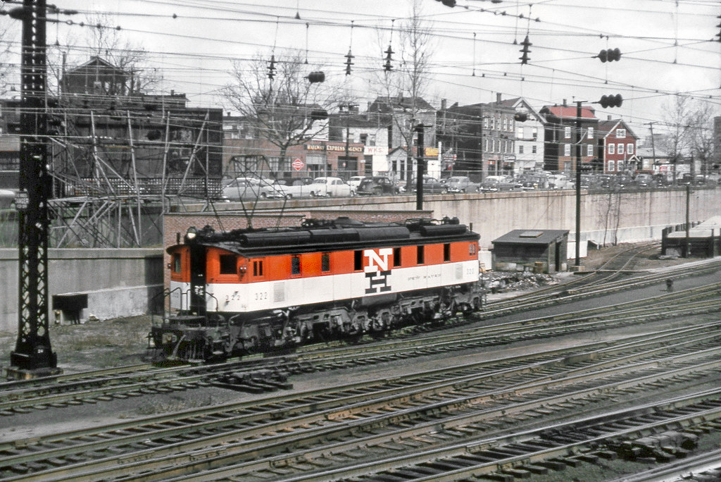 New Haven Railroad Baldwin Westinghouse Ep 2 Aka Tiger 1