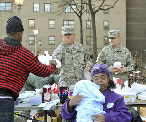 PNG Assists NYC Relief Efforts | by PANationalGuard