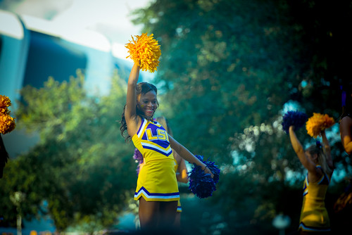 cheer | by Billy Metcalf Photography