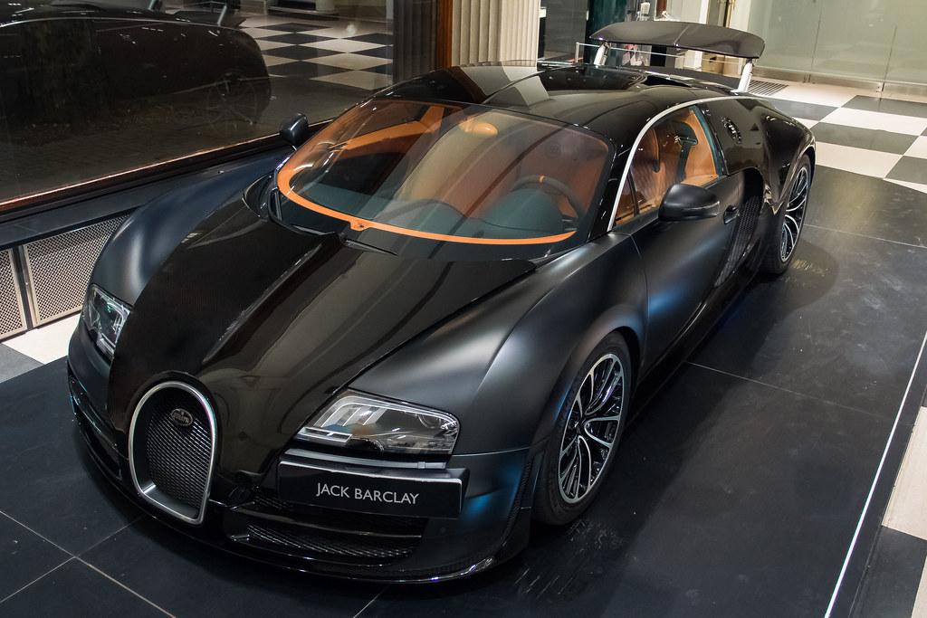 ... Supersport Matte Black | By Benoit Cars