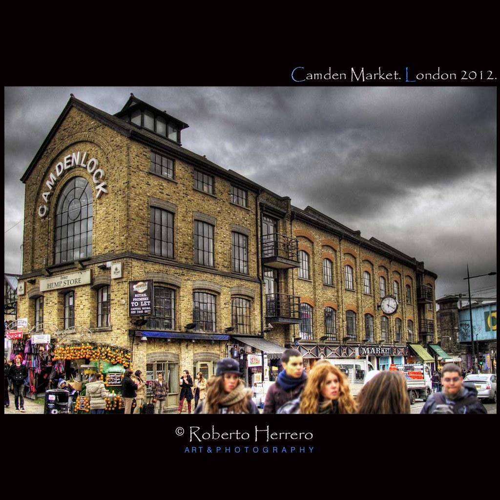 Camden market london view awards count roberto - Roberto herrero ...