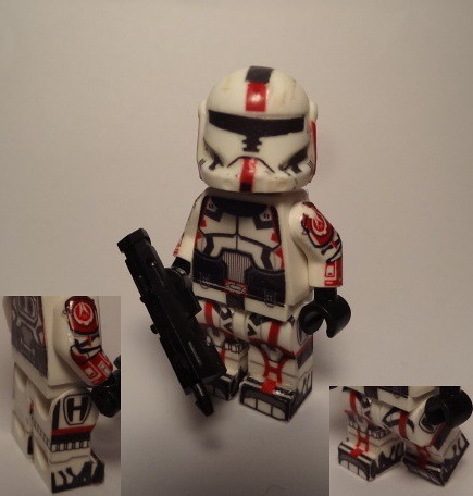 Lego Star Wars Old Republic Trooper Yeah This Is My New