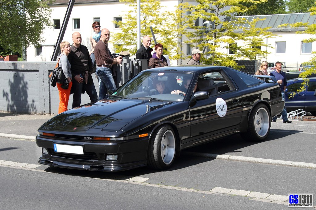 1986 1992 Toyota Supra Mark Iii The Toyota Supra Is A