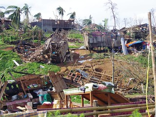 Philippines Typhoon Bopha 2 | by Caritas Internationalis
