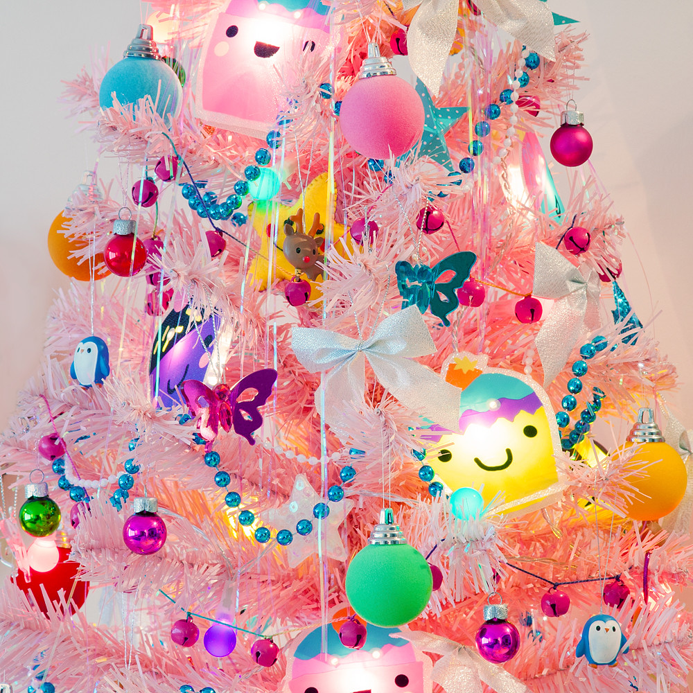 Kawaii Christmas Tree | A close up of our Christmas tree :) | Flickr