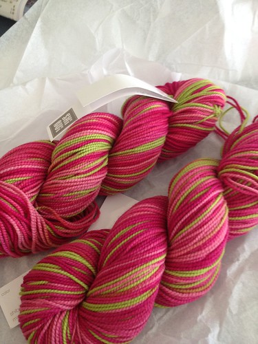 Shibui Yarn | by girlie jones