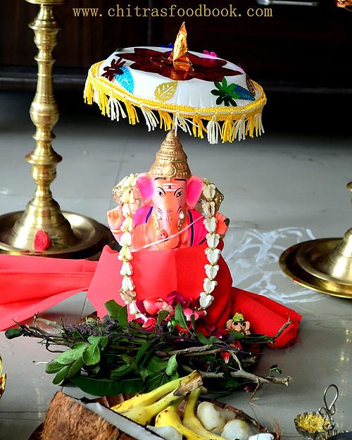 Ganesh chaturthi pooja vidhanam