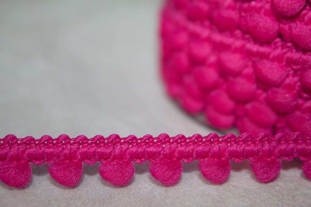 PomPon Borte 5mm, pink