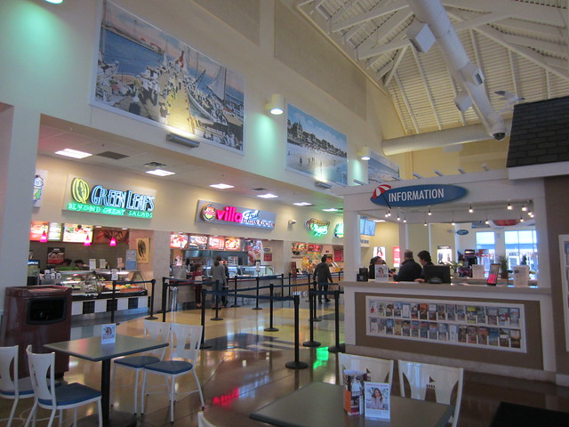 Food Court At Jersey Shore Premium Outlets Flickr Photo Sharing