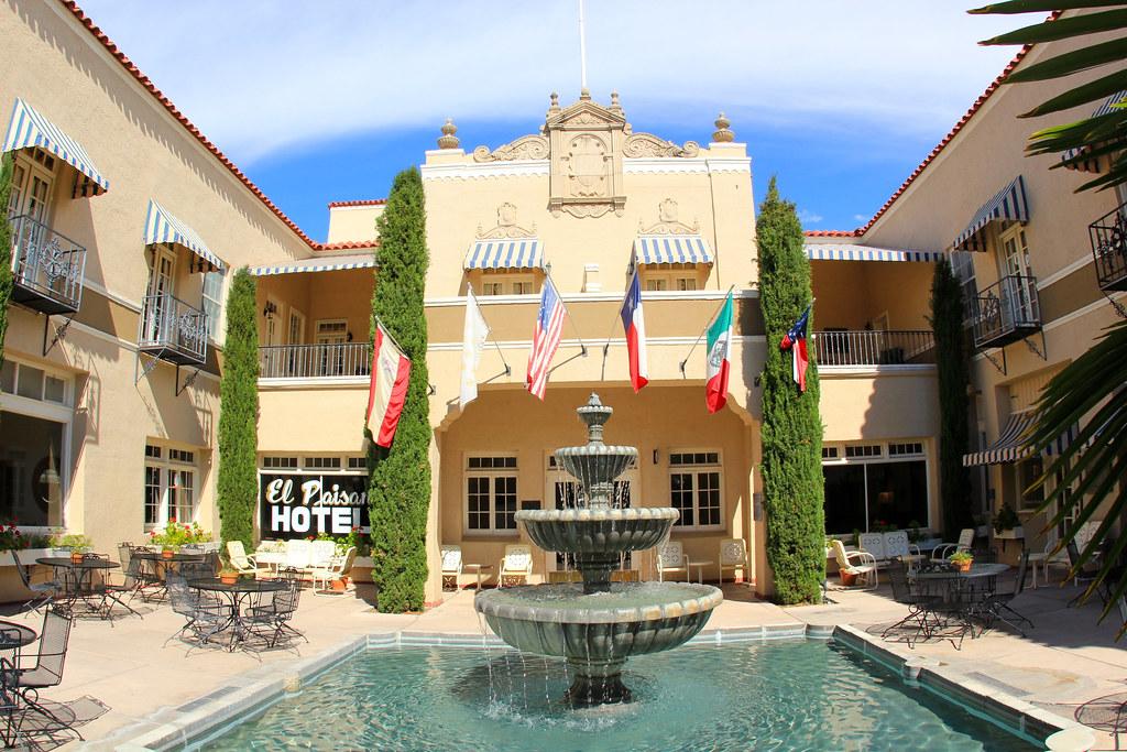 Hotels Between El Paso And San Antonio
