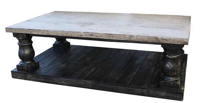 Postobello coffee table built from reclaimed wood salvaged for Reclaimed wood in los angeles