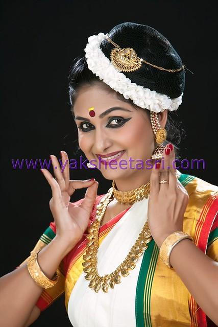bharatanatyam makeup for kids - photo #36