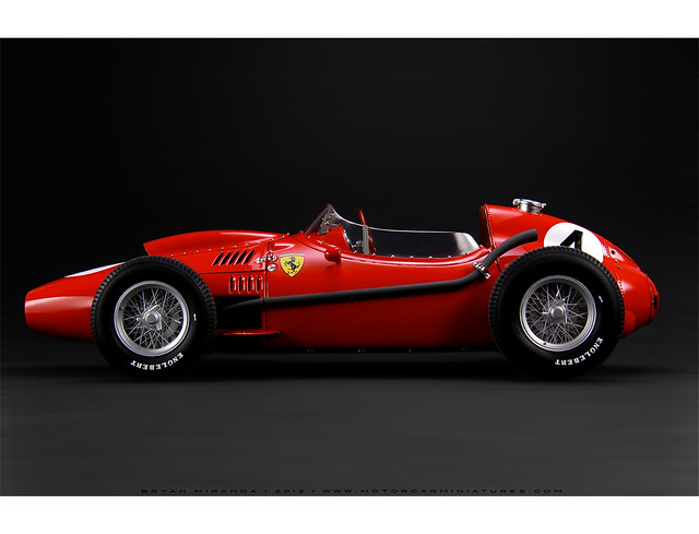 ferrari 1958 tipo 246 f1 hawthorn french grand prix reims gueux flickr photo sharing. Black Bedroom Furniture Sets. Home Design Ideas