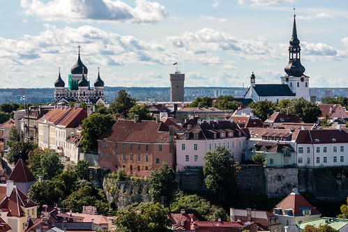 Tallinn Old Town (Toompea) | by rlanvin