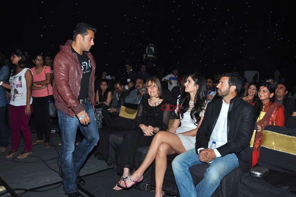 Salman Khan, Katrina Kaif, Susanna Turquotte, Kabir Khan -8339