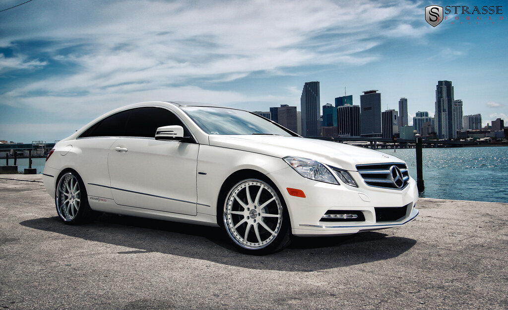 Strasse forged wheels mercedes benz e350 coupe 20 inch for Mercedes benz 350 coupe
