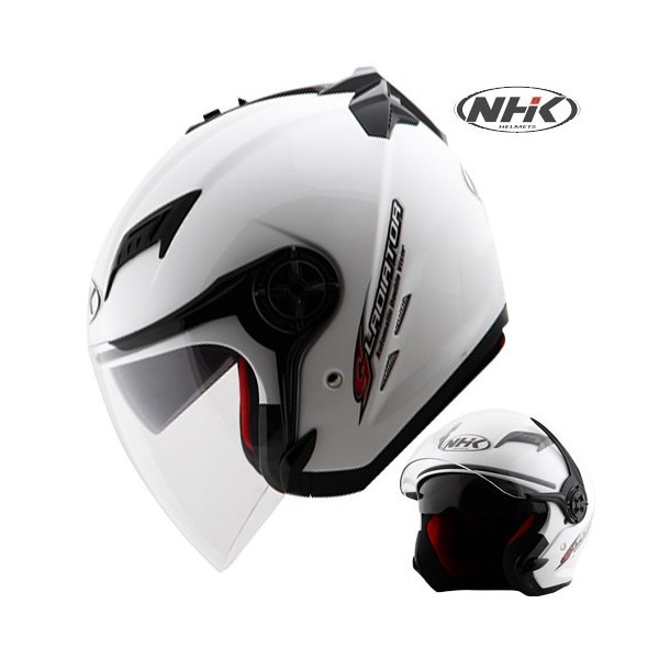 Helm Nhk Gladiator Solid 5
