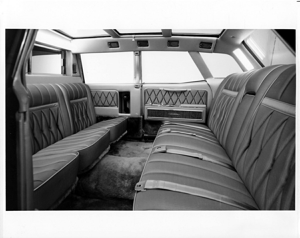1969 lincoln continental presidential limousine interior flickr. Black Bedroom Furniture Sets. Home Design Ideas