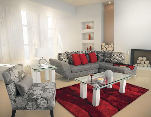 Sala esquinera greco placencia muebles placencia muebles - Decoracion de interiores malaga ...