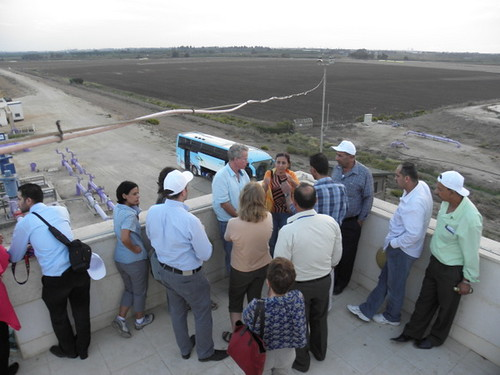 PGW study tour, Israel/Palestine | by EcoPeace/Friends of the Earth Middle East
