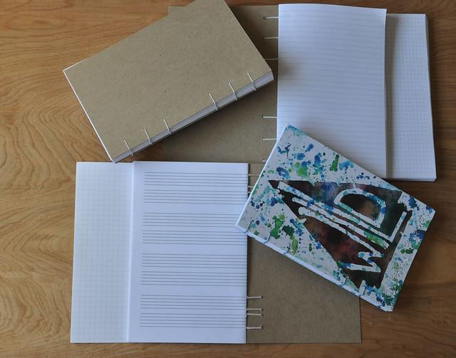 Handbound Journals Galore