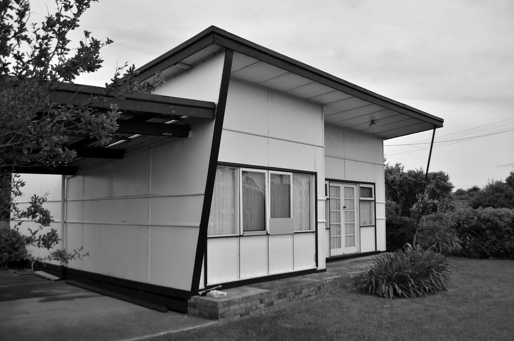 The Australian Dream The Classic Fibro Beach House Flickr