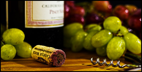 Wine & Grapes | by Curtis Carder