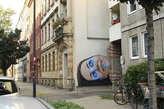 Dresden Mural Citybilder Project Jbak James Bullough