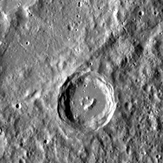 Happy Little Crater on Mercury | by NASA Goddard Photo and Video