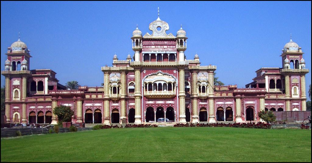 faiz mehal faiz mahal palace khair pur build by faiz flickr