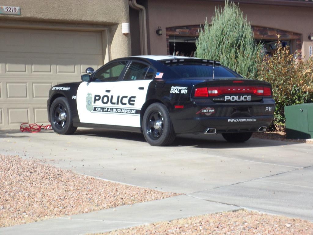 Albuquerque Police 2013 Dodge Charger Dwi Enforcement