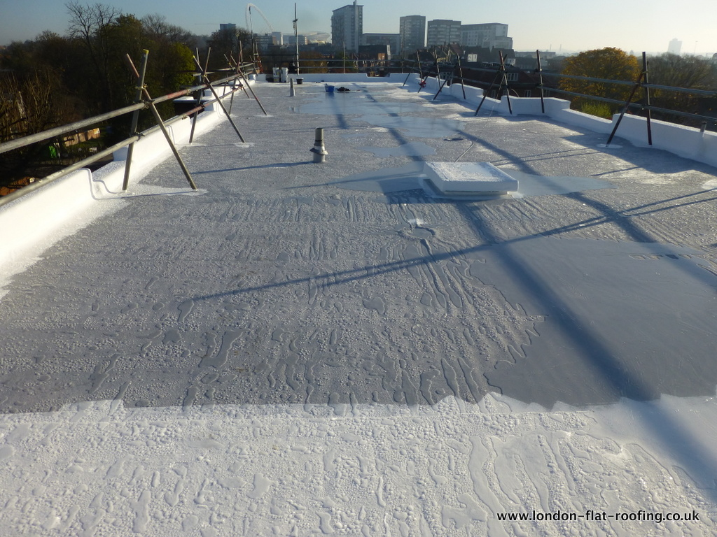 Liquid Flat Roof Gacoroof London 18 We Have Just Started