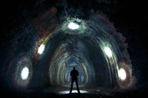 Tunnel Vision | by Unstoppable 55