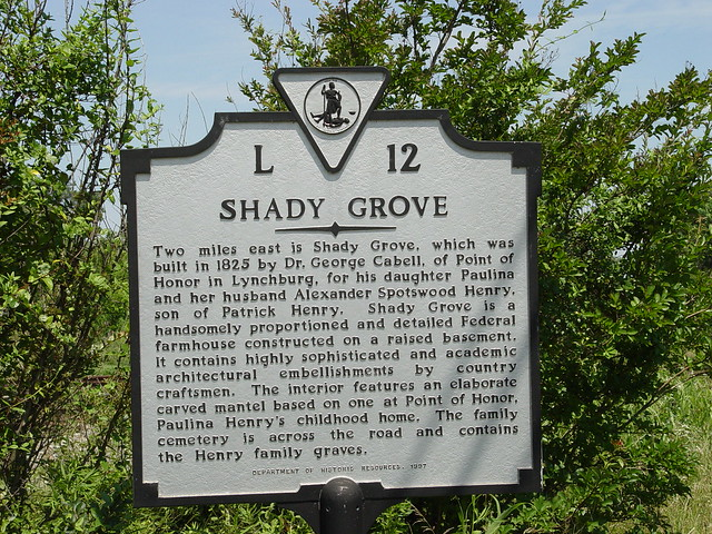Shady Grove Flickr Photo Sharing