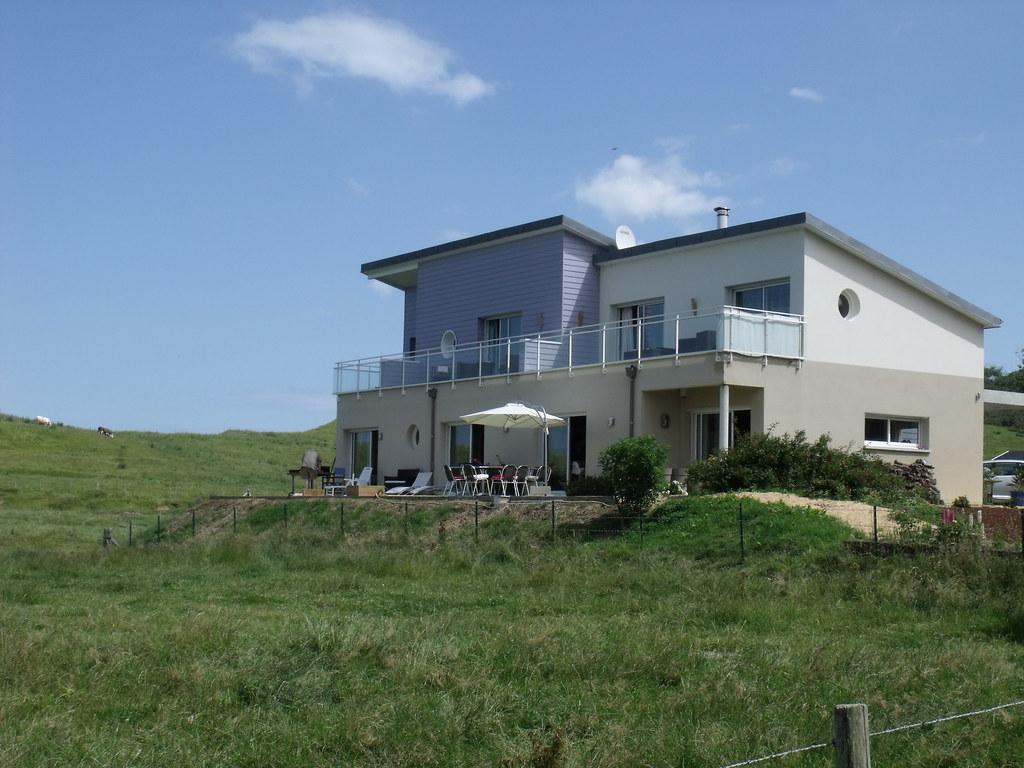 Fen tres sur mer 2012 chambres d 39 h tes et g tes vue - Chambre d hote normandie vue sur mer ...