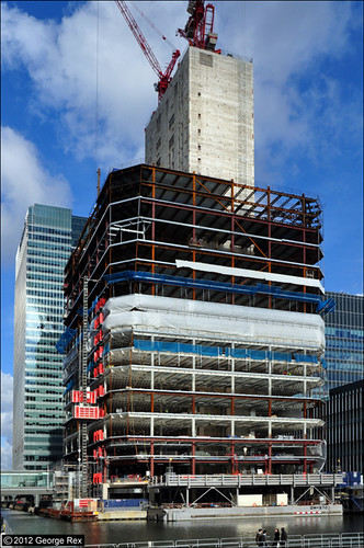 25 Churchill Place / Nov 2012 | by Images George Rex