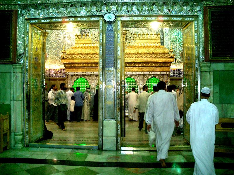 Roza a Hazrat Imam Hussain | Roza a Hazrat Imam Hussain ...