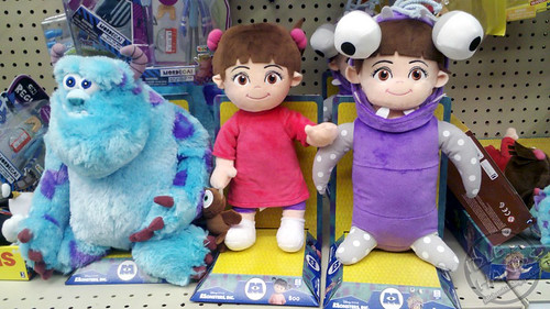 Monsters inc plush at toys r us more action figure and toy flickr - Maisonnette toys r us ...