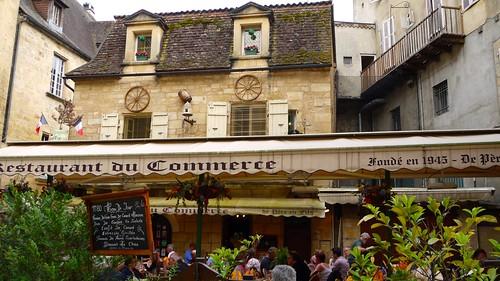 Restaurant Sarlat Rue De La Republique