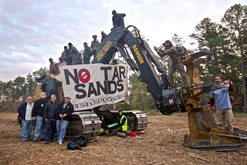 Tar Sands Blockade N19 | by Elizabeth Brossa