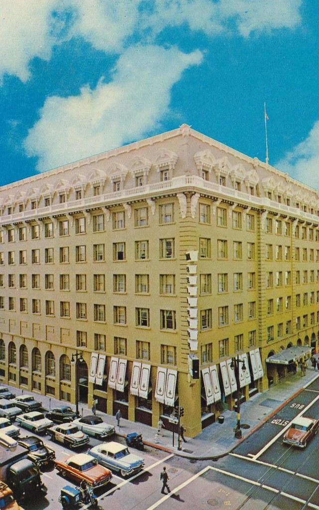 Bellevue Hotel - San Francisco, California