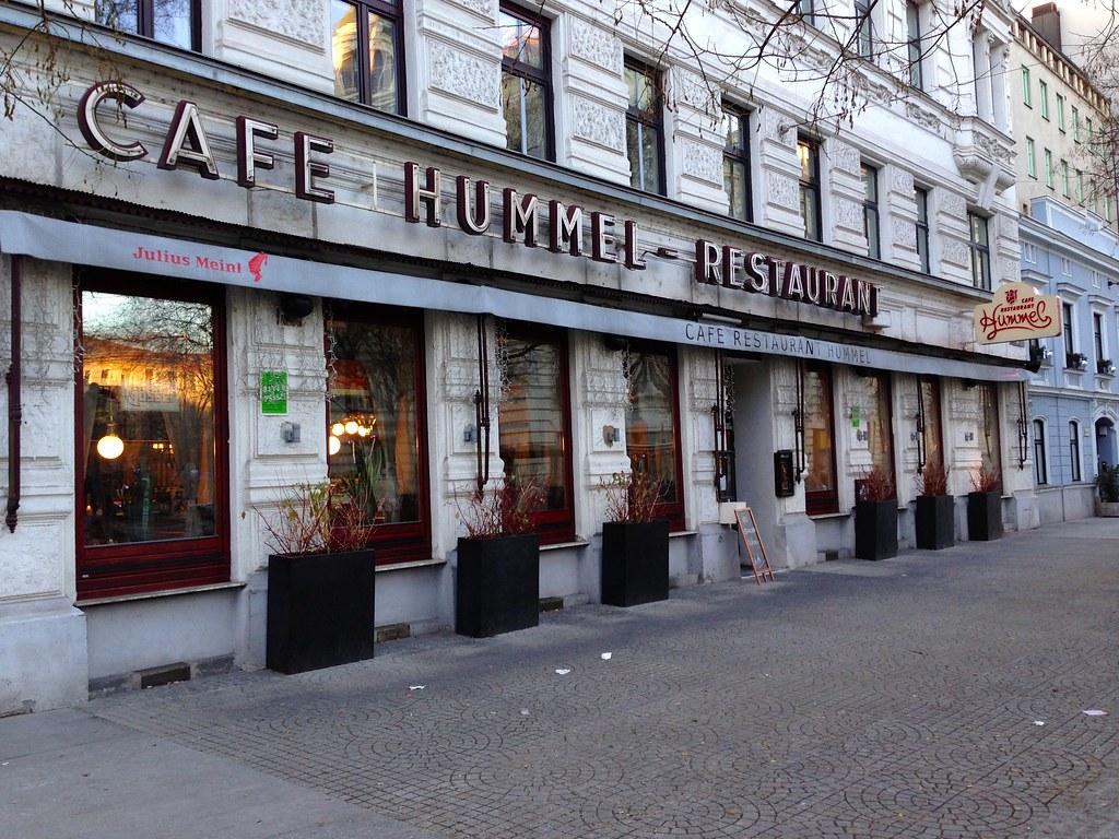 Cafe Hummel   Ef Bf Bdffnungszeiten
