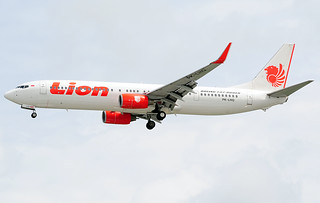 PK-LHQ B737-9PGER Lion Air | by SJByles