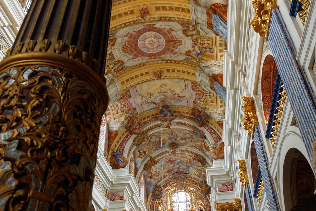 Sanktuarium Maryjne święta Lipka Jacekbia Flickr