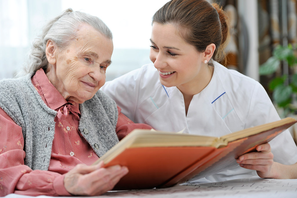 Nursing home marietta home care for elderly ga for The look at home