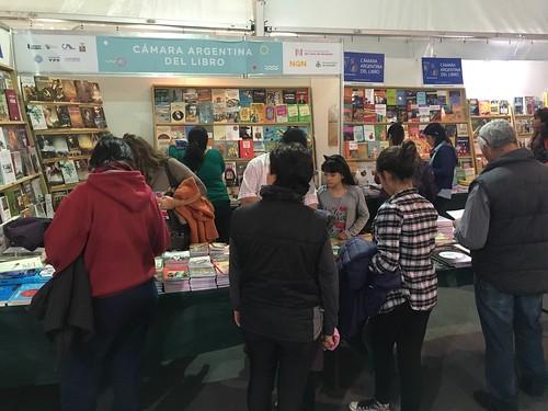 Feria del Libro de Neuquen 2016