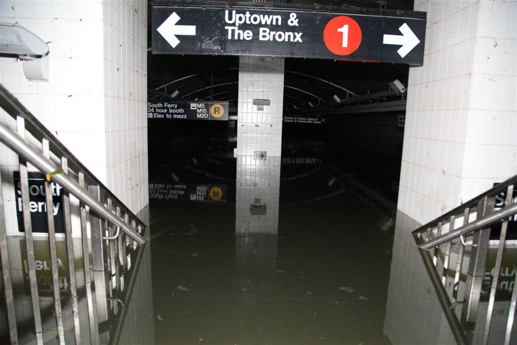 Subway Flooding